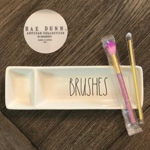 """RAE DUNN Artisan Collection by MAGENTA """"BRUSHES"""""""